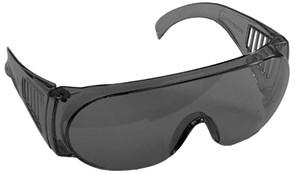"""Очки STAYER """"STANDARD"""" защитные, поликарбонатная монолинза с боковой вентиляцией, серые"""