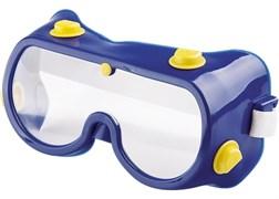 Очки защитные закрытого типа с непрямой вентиляцией, поликарбонат, СИБЕРТЕХ