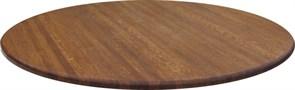 Столешница круглая Дуб. кат Экстра цельная D600