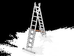 Лестница-трансформер 2*10 (3.67/6.69м)