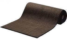 Дорожка влаговпитывающая  Floor mat 0,9 x 15м Коричневый
