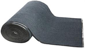 Дорожка влаговпитывающая  Floor mat 1,20 x 15м Серая