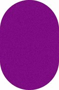 Ковёр коллекции CONFORT SHAGGY  0,8*1,5м OVAL LILAS