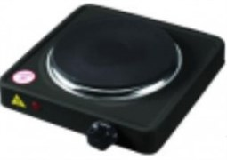 Плита электрическая одноконфорочная EN-901В 1,0квт/220Вт диск чёрная