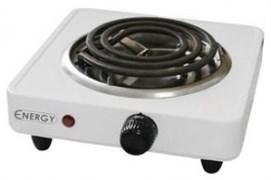 Плита электрическая одноконфорочная EN-902 1,0квт/220Вт тэн белая