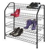 Этажерка для обуви разборная 4 полки (700*660*300) ЭТ1