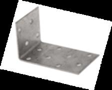 Крепежный уголок оцинк.анкерн. 80*100*40*2 мм
