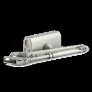 НМ Доводчик №2S (до 50кг) Серебро.морозостойкий