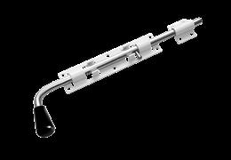 Засов гаражный ЗГ-400 модификация 2 (б/п)
