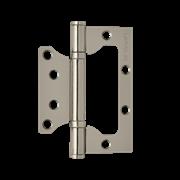 НМ Петля универсальная накладная 800-4 FHP без колпачка (xромовое покрытие) размер: 100x75x2.5