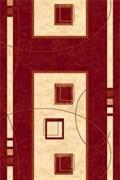 Ковёр коллекции KAMEA 5277/ 1.2*2.0м OVAL-RED