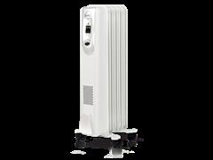 Радиатор электрический Ballu 5 секций масляный 1000Вт Comfort BOH/CM-05WDN 1000 Ballu