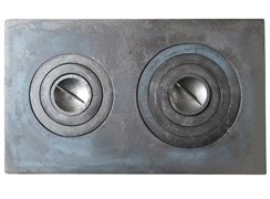 Плита 2 конфорки П2-5 ( 760*435 )