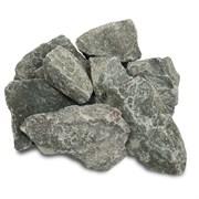 Камни Габбро-Диабаз для банных печей, колотые, для электропечей мелкая фракция, в коробке по 20 кг