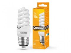 Энергосберегающая лампа Camelion LH FS T M 11Вт/827/E27 220Вт Теплый свет