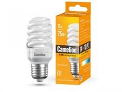 Энергосберегающая лампа Camelion LH FS T2 M 15Вт/827/E27 220Вт Теплый свет