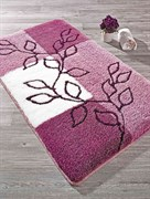 Коврик Сonfetti ELIT60*100 красно-розовый