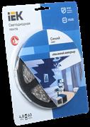 Лента светодиодная ECO LED LSR-3528B60-4.8-IP20-12V (уп.5м) Синяя  ИЭК LSR1-7-060-20-1-05
