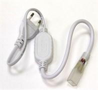 Шнур сетевой для светодиодной ленты MVS-3528 JazzWay 4690601002716