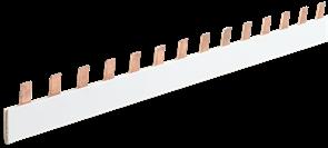 Шина соединительная PIN 1ф 63А длина 1м ИЭК YNS21-1-063