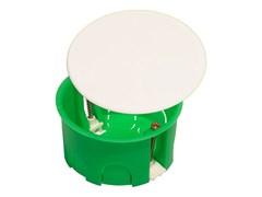 Коробка распределительная СП 80*45мм с крышкой для г/к HEGEL КР1202