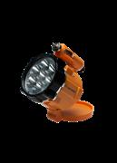 Фонарь КОСМОС автомобильный 6001LED 12V 7 светодиодов (120lm) жёлтый/пластик магнит шнур-3м