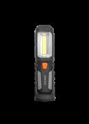 Фонарь КОСМОС автомобильный 6003СОВ 1 светодиод (3xR6) 5W(400lm) чёрный/резина магнит/крючок
