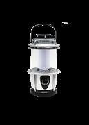 Фонарь КОСМОС кемпинговый 2028LED (3xR6) 16 светодиодов (190lm) серебро/пластик влагозащитный/ударопрочный
