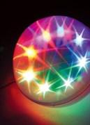 Шар светодиодный 8см IP44 КОСМОС КОСNL