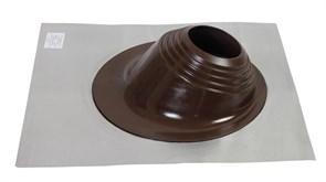 Мастер-флеш силикон угловой (№2) (180-280)  (Алюминий+Силикон) Коричневый