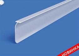 Планка для столешниц щелевая алюминиевая 1515 38мм