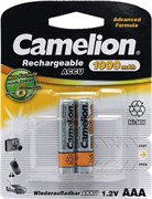 Аккумулятор Camelion R03 NI-MN (1000mAh) ВР-2 (блистер 2 шт)