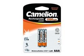 Аккумулятор Camelion R03 NI-MN (1100mAh) ВР-2 (блистер 2 шт) 7372