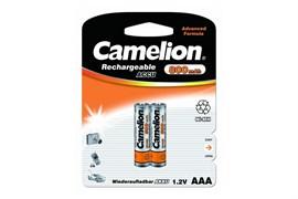 Аккумулятор Camelion R03 NI-MN (800mAh) ВР-2 (блистер 2 шт) 3674