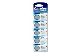 Батарейка Camelion CR 2025 (BL-5, блистер 5шт)  1594