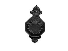 Ручка кнопка 08-П-002  черный