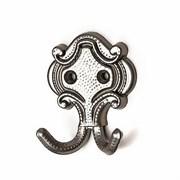Крючок-вешалка КВ-2 (алюминий, металл)