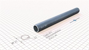 Труба стальная сварная ВГП  25*3,2