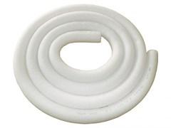 Утеплитель (уплотнитель, шнур ППЭ) межрамный для окон и дверей круглый  D-15мм 10м