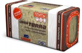 Утеплитель минеральная вата Урса Terra 36PN  50x610x1250мм, 10 шт. в упаковке (7,63 кв.м/0.381 куб.м), плиты