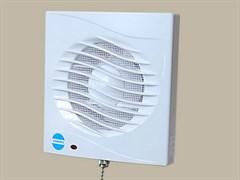 Вентилятор Волна 100 С бытовой (хром)