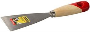 Шпат.лопатка STAYER дер.ручка 100мм