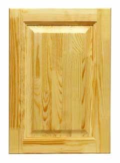 Дверка кухонная сосна 570*496 /Глухая/ - фото 13270