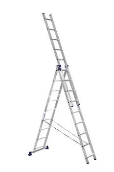 Лестница-трансформер 3*9 (выс. 2.57/4.49/6.41м) - фото 13594