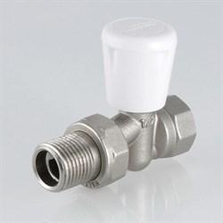 Клапан ручной для радиатора прямой 3/4 - фото 20825