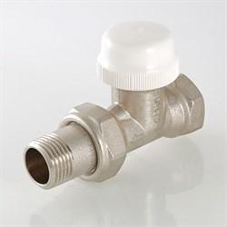 Клапан термостатический для радиатора прямой 3/4 - фото 20833