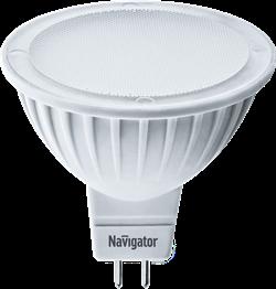 Лампа светодиодная Навигатор 94 255 NLL-MR 16-3-230-3K-GU 5.3 - фото 21049