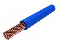 Провод ПВ-1/ПуВ 6 Г (голубой) (м) КиП - фото 21361