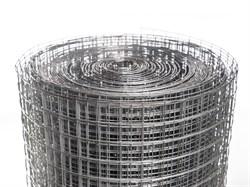 Сетка сварная оцинкованная 50x50x1.6мм, высота - 0.5м, на метраж - фото 24954