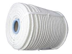 Шнур плетеный 16-прядный капроновый Д- 2мм, р/н 180кгс - фото 26070